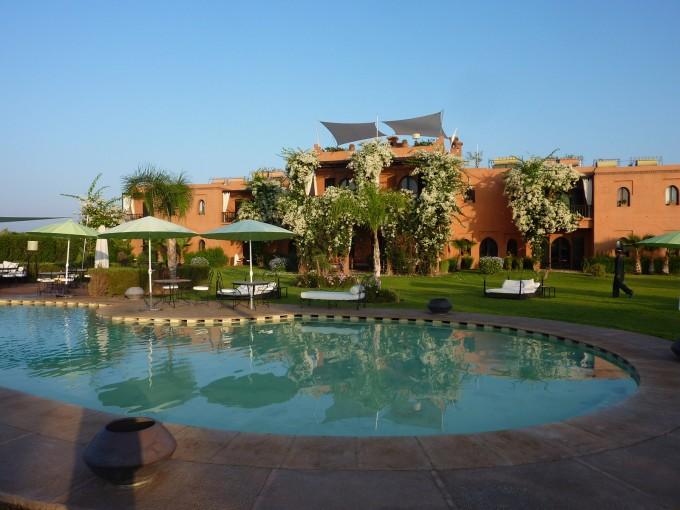 Almendili : Hotel Deluxe à Marrakech - Kasbah Marrakech