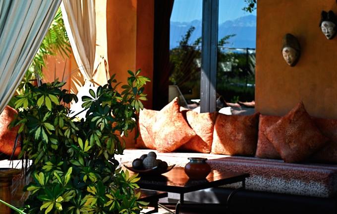 Almendili : Riad Deluxe à Marrakech - Vacances,voyage et tourisme au Maroc