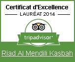 Riad Kasbah Al Mendili Prix Travellers' Choice des meilleurs hôtels