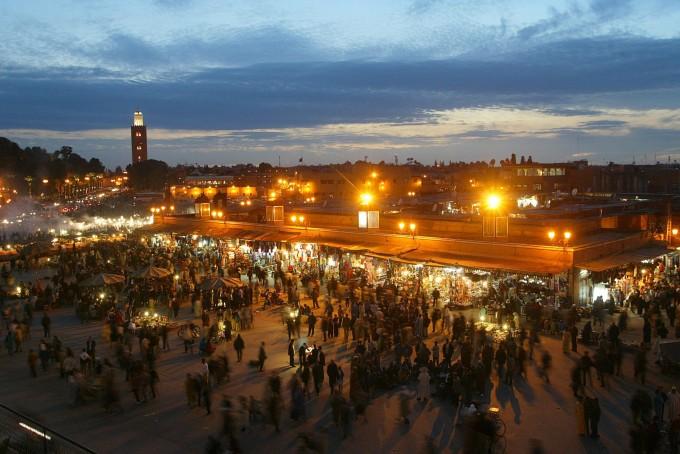 Marrakech reste fidèle à sa réputation de première ville touristique au Maroc
